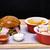 жареный · рыбы · сэндвич · фри · соус · картофель · фри - Сток-фото © frimufilms