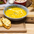 creamy pumpkin soup topped with pumpkin seeds stock photo © frimufilms