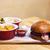 ベーコン · サンドイッチ · 白パン · トマト · ケチャップ · 食品 - ストックフォト © frimufilms