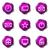 иконки · веб-дизайна · набор · цвета · мобильных · применения - Сток-фото © fyuriy