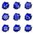 lucido · set · icone · web · soldi · internet - foto d'archivio © Fyuriy