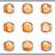набор · веб-иконы · 16 · металлический - Сток-фото © Fyuriy
