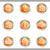 набор · веб-иконы · 13 · металлический - Сток-фото © Fyuriy