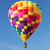 Colorful Hot Air Balloon stock photo © gabes1976