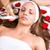 bella · donna · donna · laser · ultrasuoni · faccia · trattamento - foto d'archivio © gabor_galovtsik