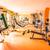 gymnasium · fitness · kamer · interieur · uitrusting - stockfoto © gabor_galovtsik
