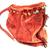 piros · vászon · táska · izolált · fehér · textúra - stock fotó © gavran333