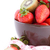 fraises · bol · fraîches · feuille - photo stock © Gbuglok