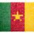 Камерун · стране · флаг · карта · форма · текста - Сток-фото © gemenacom