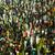 Bottles full frame stock photo © gemenacom