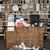 rommelig · kantoor · vacant · teken · klok · tabel - stockfoto © gemenacom