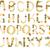 mot · nutriments · sur · fruits · isolé · blanche - photo stock © gemenacom