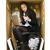 женщину · небольшой · служба · деловая · женщина · картона · изолированный - Сток-фото © gemenacom