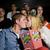 young couple at the cinema stock photo © gemenacom