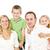 geïsoleerd · familie · witte · baby · liefde · moeder - stockfoto © gemenacom