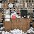 vacant · teken · rommelig · kantoor · klok · tabel - stockfoto © gemenacom
