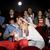 kina · młodych · bać · para · film - zdjęcia stock © gemenacom