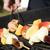 zöldség · barbecue · nyárs · vacsora · kukorica · paradicsom - stock fotó © gemenacom