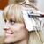 kapsalon · situatie · blond · vrouw · schoonheid · dienst - stockfoto © gemenacom
