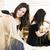 kapper · klant · jong · meisje · kapsalon · glimlach · stoel - stockfoto © gemenacom