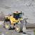 teherautó · építkezés · út · homok · dolgozik · gép - stock fotó © gemenacom