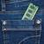 DDR2 memory module in a pocket of blue jeans stock photo © GeniusKp