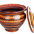 open clay pot with a lid stock photo © GeniusKp
