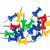 colorido · isolado · branco · papel · luz - foto stock © GeniusKp