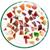 Delicious jelly cake stock photo © GeniusKp