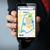 navigation application businessman smartphone stock photo © georgejmclittle