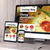devices responsive with online cooking blog stock photo © georgejmclittle