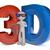 ilustración · icono · cine · gafas · 3d · resumen · 3D - foto stock © georgejmclittle