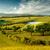 heuvels · bewolkt · hemel · Italië · vakantie - stockfoto © geribody
