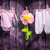 одежды · цветок · небе · девушки - Сток-фото © geribody