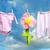 baby · wasserij · lijn · maand · oude - stockfoto © geribody