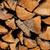 yakacak · odun · çam · orman · yangın · doğa - stok fotoğraf © geribody