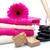 スパ · 静物 · 写真 · 紫色 · 画像 · ピンク - ストックフォト © geribody