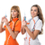 two nurse his hand injection stock photo © geribody
