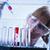 laboratório · mulher · lab · médico · ciência · trabalhador - foto stock © geribody
