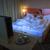 heteroseksüel · sevmek · gece · erkek · kadın · beyaz - stok fotoğraf © geribody