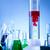 химического · изображение · стекла · один · химик · лаборатория - Сток-фото © geribody