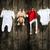 赤ちゃん · 服 · 空 - ストックフォト © geribody