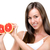 vitamina · c · laranja · comprimido · vidro - foto stock © geribody