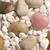 rosa · quartzo · coração · amor · natureza - foto stock © gitusik