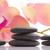 spa · zen · stenen · orchidee · bloem · bamboe - stockfoto © gitusik