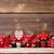 karácsony · hátterek · dekoráció · fából · készült · fa · absztrakt - stock fotó © gitusik