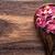 ромашка · таблице · цветок · древесины · зеленый - Сток-фото © gitusik