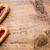 グルメ · クッキー · 桃 · ブラックベリー · ジャム · 充填 - ストックフォト © gitusik