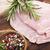 豚肉 · 肉 · スライス · 木材 · 脂肪 - ストックフォト © gitusik