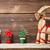 Navidad · fondos · decoración · madera · resumen - foto stock © gitusik